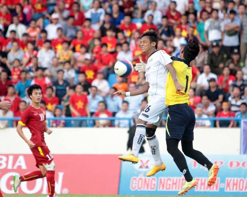Nhìn lại trận U-23 Việt Nam- U-23 Myanmar 2-2: Trên đá dưới phá  - ảnh 1