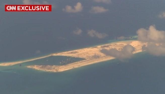 """Trung Quốc ngang ngược tuyên bố """"thắng Mỹ"""" ở Biển Đông - ảnh 1"""