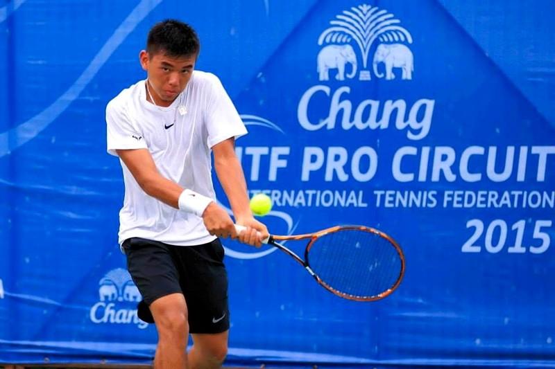 Giải quần vợt trẻ ITF nhóm A thế giới: Lý Hoàng Nam bị loại ở tứ kết - ảnh 1