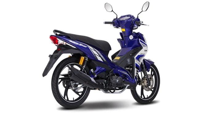 SYM bất ngờ ra mắt xe côn tay giá siêu rẻ tại Việt Nam - ảnh 2