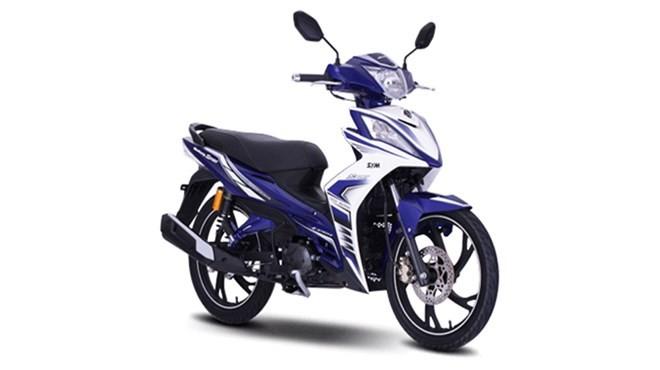 SYM bất ngờ ra mắt xe côn tay giá siêu rẻ tại Việt Nam - ảnh 1