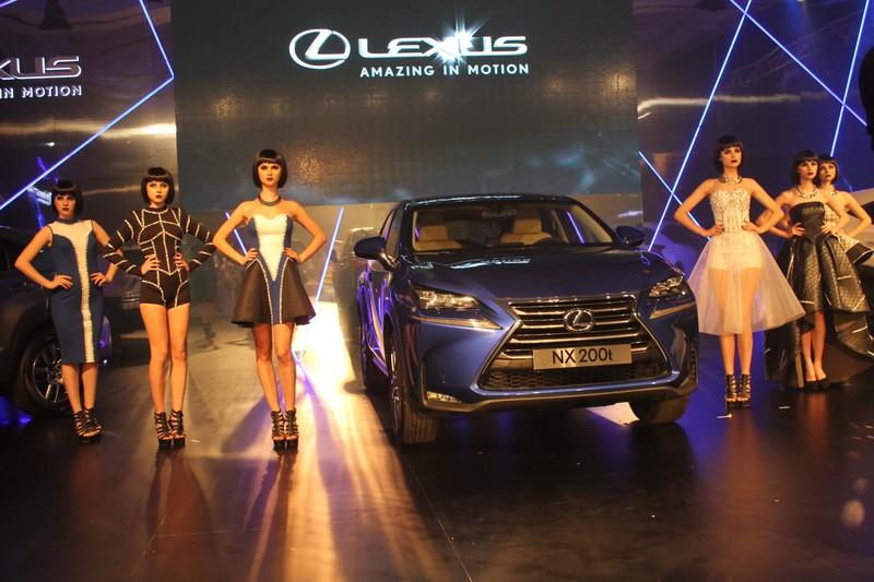 LEXUS NX200t sẽ có mặt trên thị trường Việt Nam - ảnh 1
