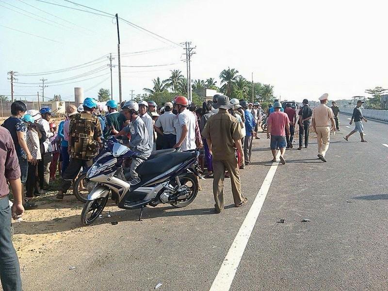 Tai nạn giao thông thảm khốc, 3 phụ nữ thiệt mạng      - ảnh 1