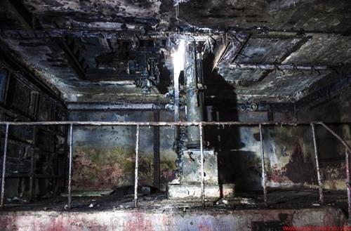Bí ẩn căn cứ hải quân bị bỏ hoang của Liên Xô - ảnh 10