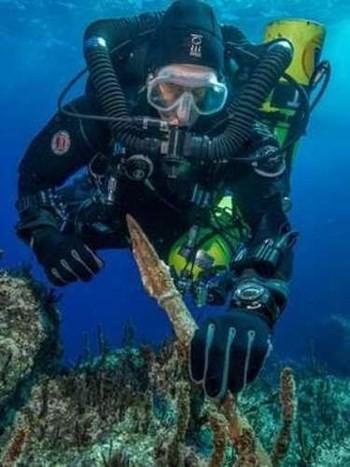 Phát lộ kho báu 2.000 năm trong 'tàu Titanic cổ đại' - ảnh 1