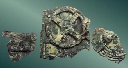Máy tính cổ xưa nhất Trái Đất. Ảnh: Live Science.