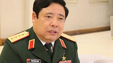 Đại tướng Phùng Quang Thanh.