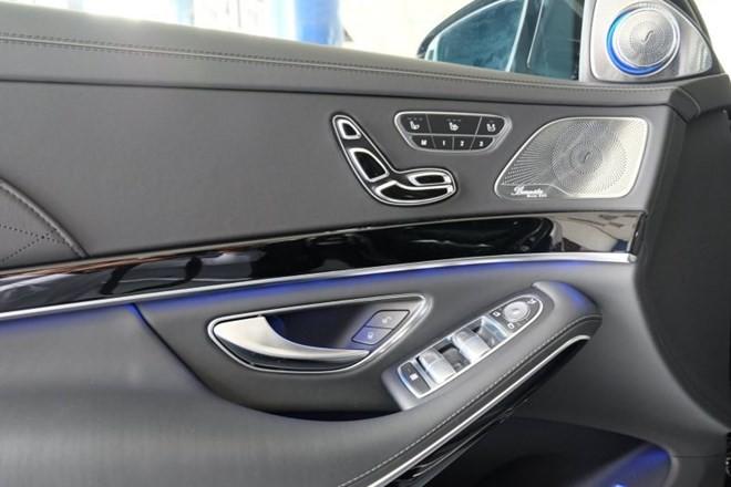 Mercedes Maybach S600 giá 9,669 tỷ đồng vừa về VN có gì? - ảnh 7