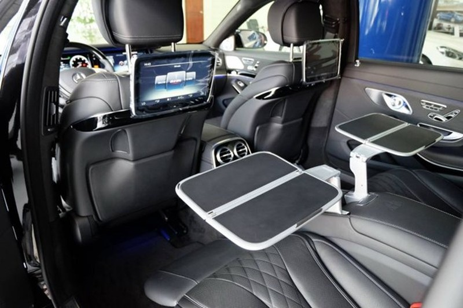Mercedes Maybach S600 giá 9,669 tỷ đồng vừa về VN có gì? - ảnh 5