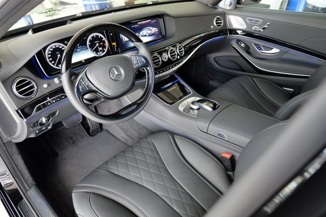 Mercedes Maybach S600 giá 9,669 tỷ đồng vừa về VN có gì? - ảnh 3