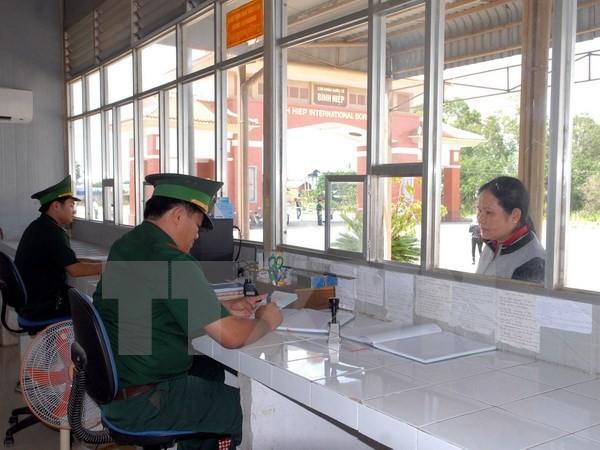 Chủ tịch UBND tỉnh Long An gửi công hàm về vụ gây rối ở biên giới - ảnh 1