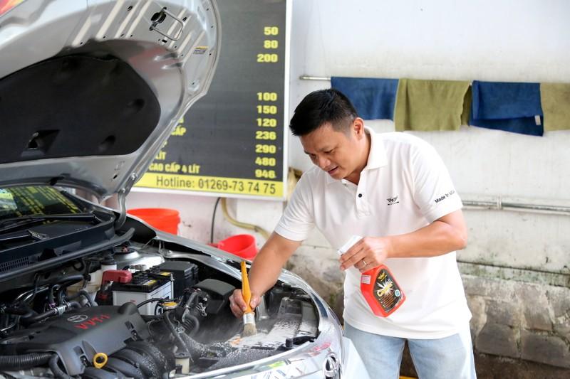 Có nên rửa động cơ ô tô? - ảnh 1