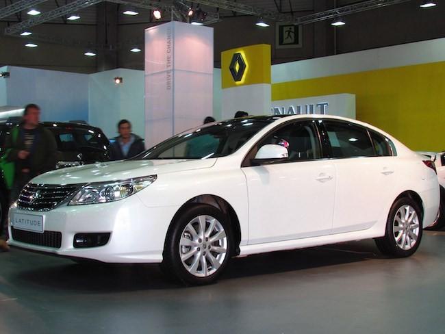 Hãng xe Renault báo giá và công bố mẫu logo mới nhất năm 2015 - ảnh 4
