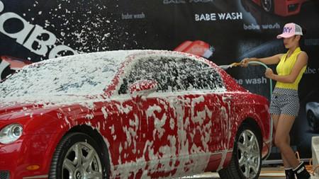 Bạn đã biết cách rửa xe ô tô sao cho sạch ? - ảnh 1