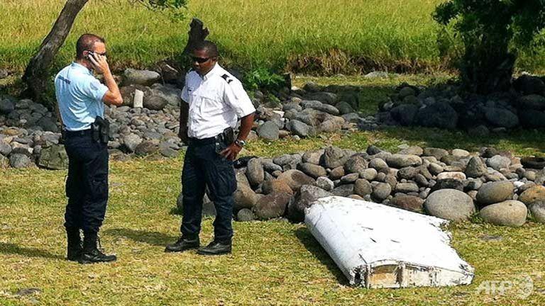 Tìm thấy mảnh vỡ máy bay nghi của MH370 - ảnh 1