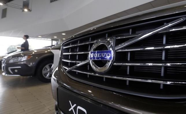 Xe TQ hồn Thụy Điển Volvo XC90 thu hồi toàn thế giới vì lỗi túi khí