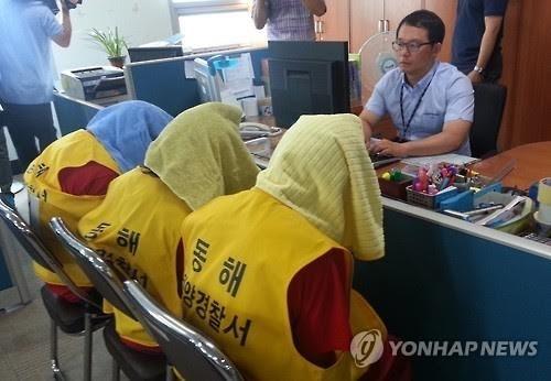 Bắt giữ 7 người Indonesia vì tội sát hại một thuyền viên Việt Nam - ảnh 1