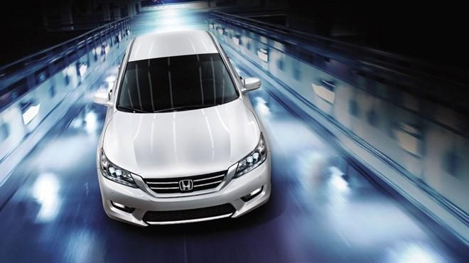 """Honda Accord 2015 """"chào"""" thị trường Việt, giá 1,47 tỷ đồng - ảnh 1"""