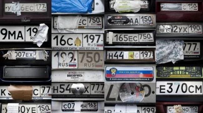 Lắp biển số xe không đúng vị trí có phạm luật? - ảnh 1