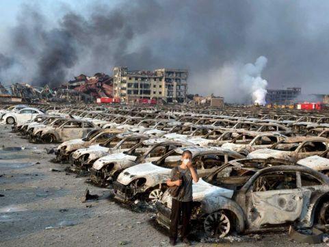 Hơn 8000 xe hơi bị phá huỷ trong vụ nổ tại Thiên Tân là của hãng nào?  - ảnh 3