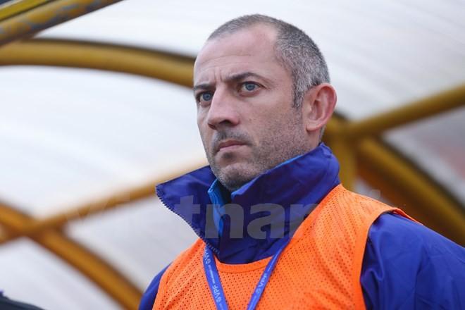 Hoàng Anh Gia Lai đã sa thải huấn luyện viên Guillaume Graechen - ảnh 1