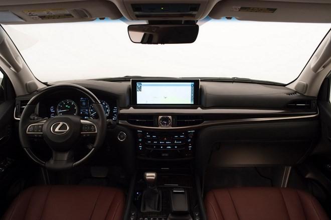Xe Lexus LX 2016 cải tiến những gì? - ảnh 5