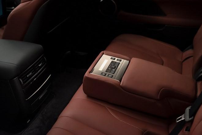 Xe Lexus LX 2016 cải tiến những gì? - ảnh 18