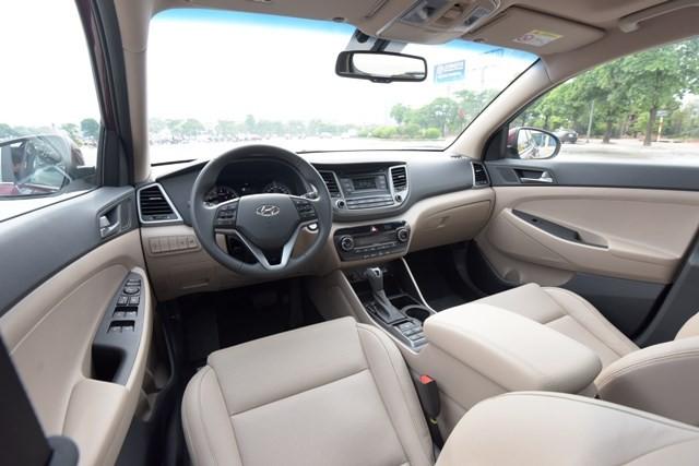 Hyundai Tucson 2016 ra mắt, lịch lãm hơn SantaFe, giá 925 triệu - ảnh 7