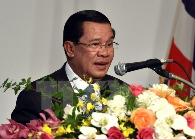 Thủ tướng Campuchia Hun Sen tuyên bố 15 năm nữa sẽ thoái quyền - ảnh 1