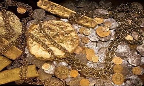 Điểm danh những kho báu cổ chất đầy vàng - ảnh 1