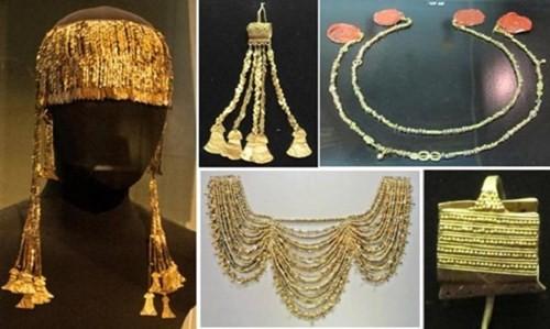 Điểm danh những kho báu cổ chất đầy vàng - ảnh 5