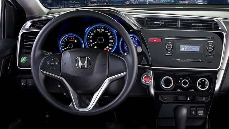 Honda Việt Nam chính thức giới thiệu City 2016 - Giá từ 552 triệu đồng - ảnh 3