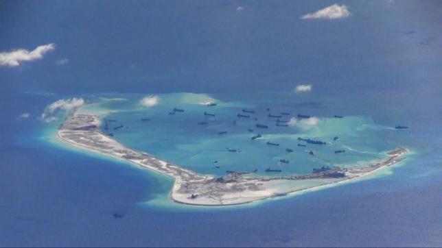 Tư lệnh Mỹ đề nghị tuần tra các đảo nhân tạo trái phép của Trung Quốc - ảnh 1