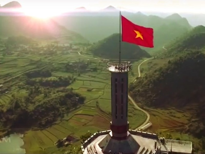 Ra mắt clip quảng bá non sông gấm vóc 'Welcome to Vietnam'  - ảnh 1