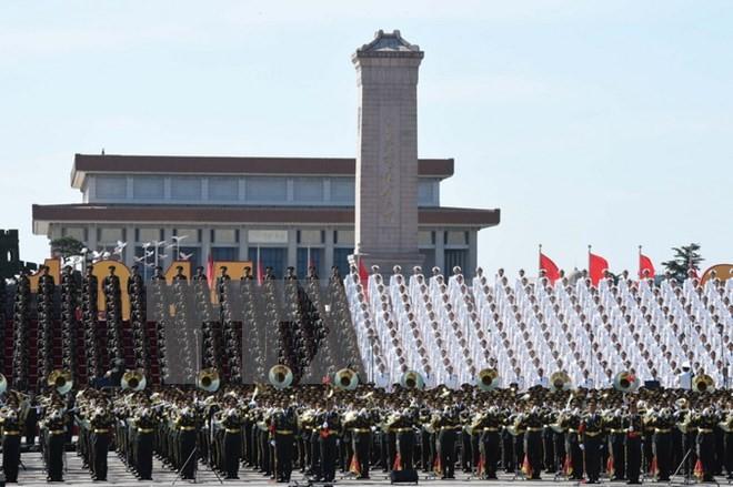 """Trung Quốc xem xét tổ chức duyệt binh """"thường xuyên"""" - ảnh 1"""