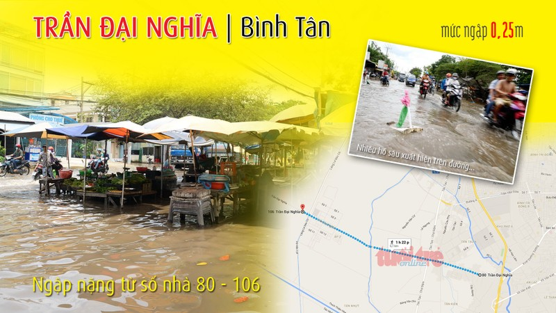 Đi đường Sài Gòn khi mưa lớn nhớ kỹ 66 điểm này  - ảnh 6