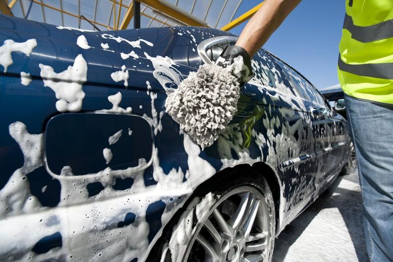 Kinh nghiệm rửa xe sao không hư hại đến nước sơn ô tô - ảnh 2