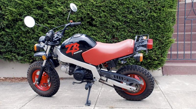 Bảy mẫu xe máy 'cực độc' của Honda - ảnh 2