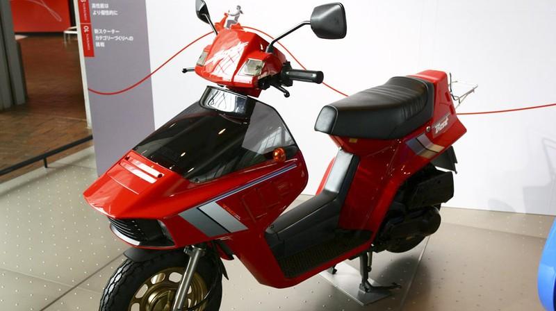 Bảy mẫu xe máy 'cực độc' của Honda - ảnh 5