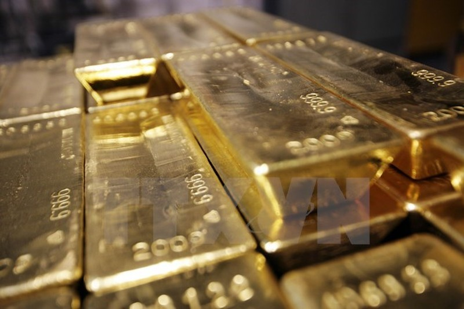 """Thị trường vàng """"đặt cược"""" khả năng Mỹ trì hoãn tăng lãi suất - ảnh 1"""