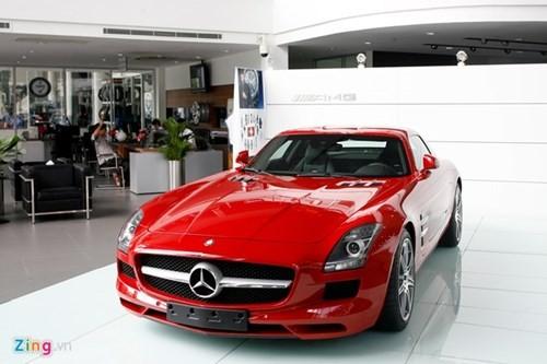 Điểm danh 10 dòng xe sắp chịu thuế tiêu thụ đặc biệt - ảnh 6