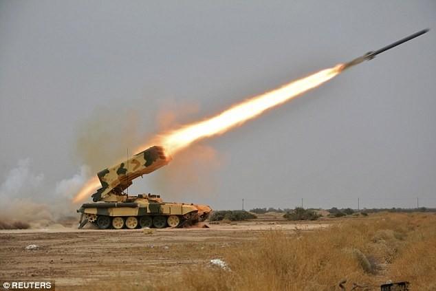 TOS-1A: 'Hỏa ngục' đủ sức phá 8 tòa nhà Nga mang đến Syria - ảnh 3
