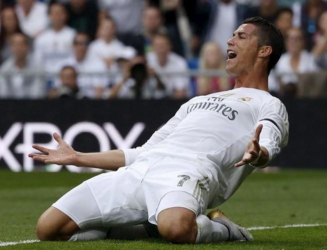 Ronaldo chính thức trở thành chân sút vĩ đại nhất lịch sử Real - ảnh 1