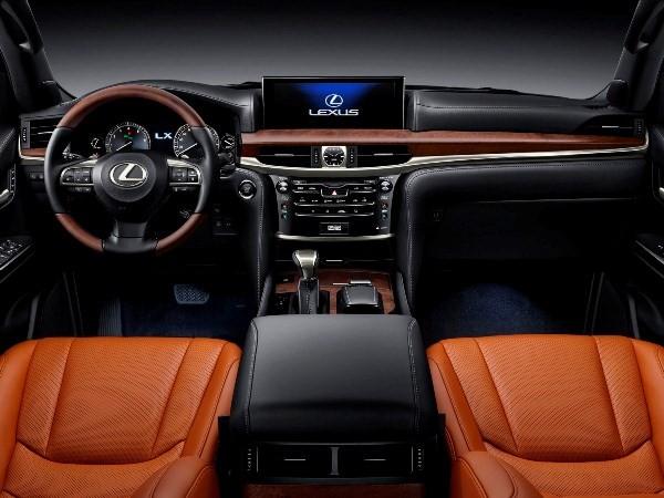 Lexus ra mắt mẫu xe LX570 tại Việt Nam, giá bán 5,61 tỉ đồng - ảnh 2