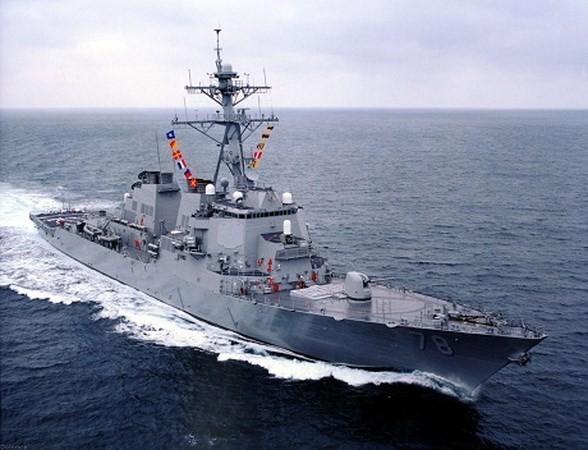 Trung Quốc đe dọa đáp trả nếu tàu chiến Mỹ tiến vào Trường Sa  - ảnh 1