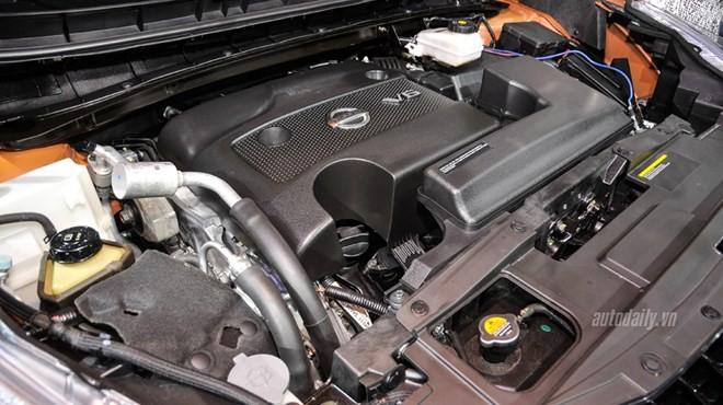 Nissan tung mẫu Murano hoàn toàn mới thăm dò phản ứng khách Việt Nam - ảnh 6