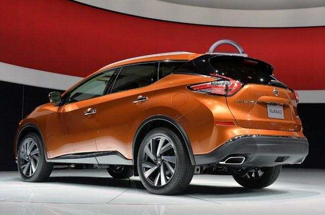 Nissan tung mẫu Murano hoàn toàn mới thăm dò phản ứng khách Việt Nam - ảnh 2