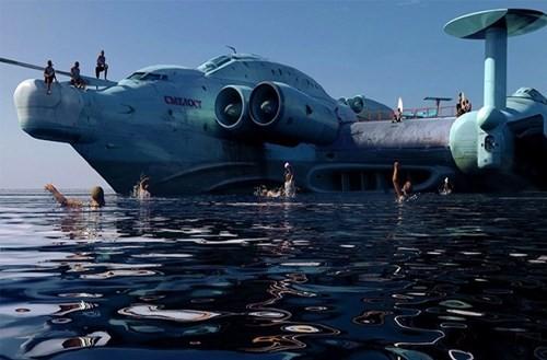Hé lộ về dự án tàu sân bay 'cực độc' của Liên Xô - ảnh 10
