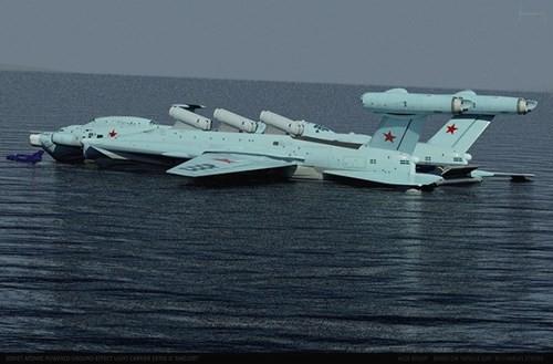Hé lộ về dự án tàu sân bay 'cực độc' của Liên Xô - ảnh 8