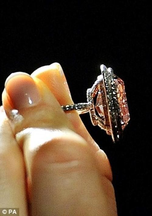 Nhìn gần viên kim cương được 'hét giá' hơn 500 tỷ đồng - ảnh 5